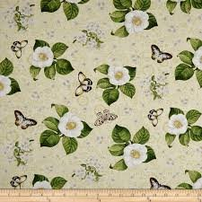 Chantrell Cream Large Floral