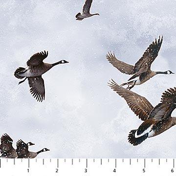 Take a Gander Flying Geese