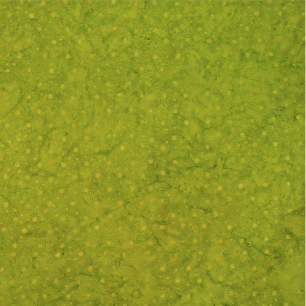 Lime Green Batik