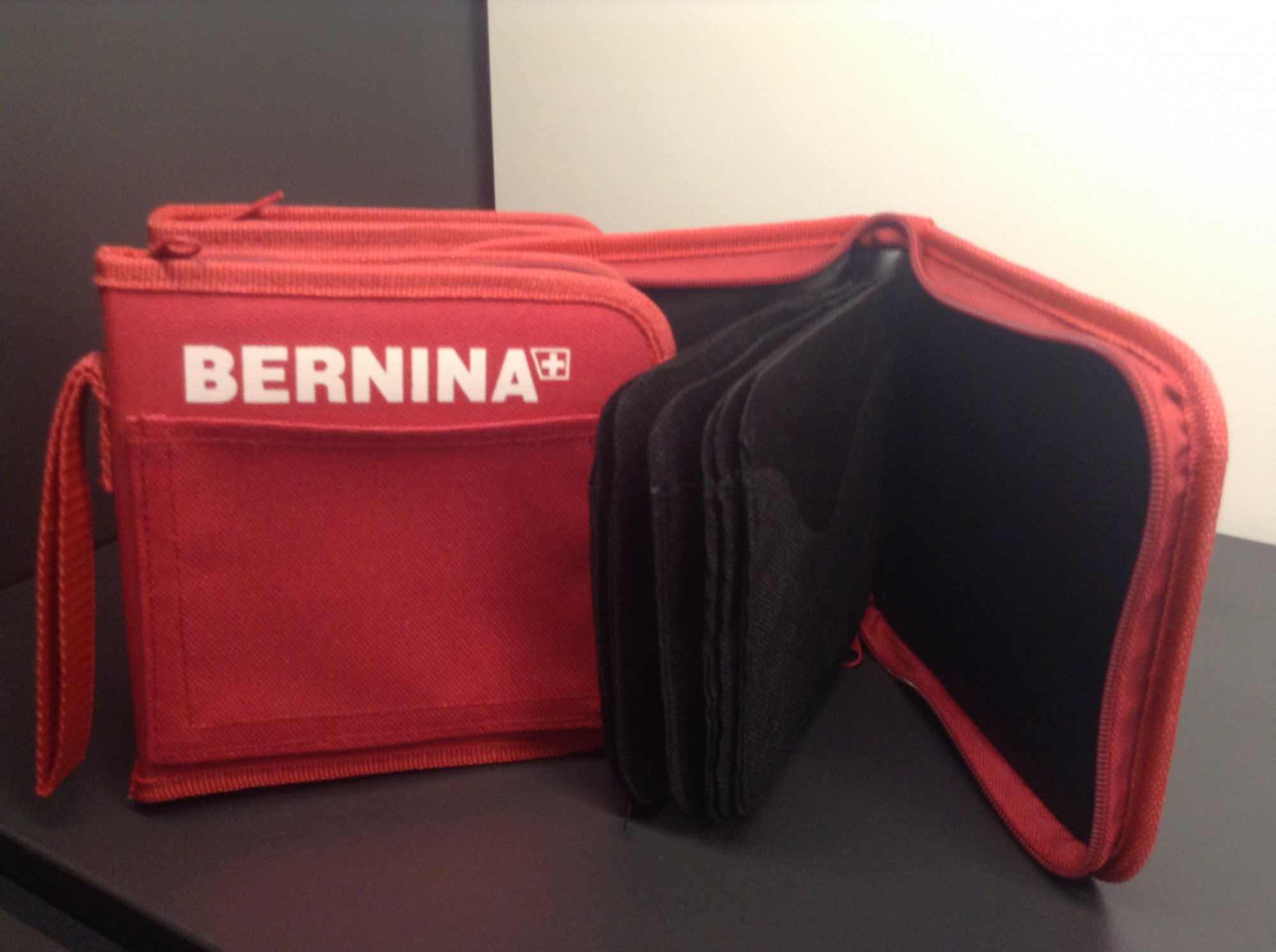 Bernina CD case