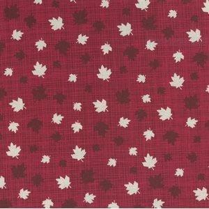 True North 2 Red w/ Multi Maple Leafs