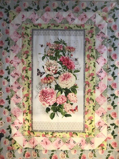 Le Bouquet Quilt Kit