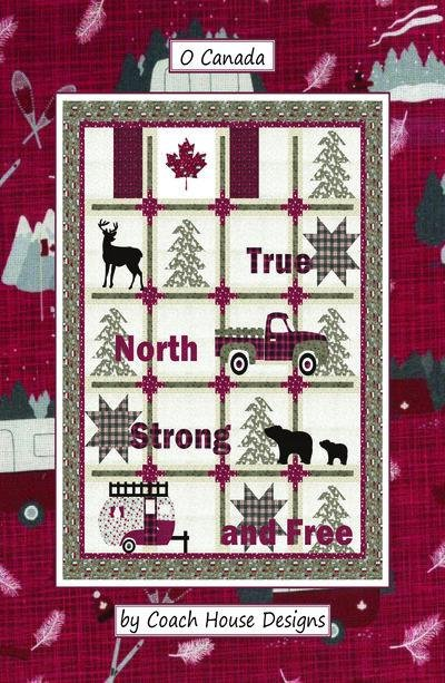 O Canada Quilt Kit