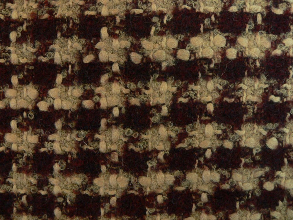 wool, angora, mohair blend large tweed 10706