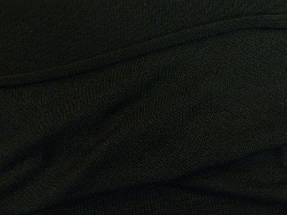 Texture knit, black