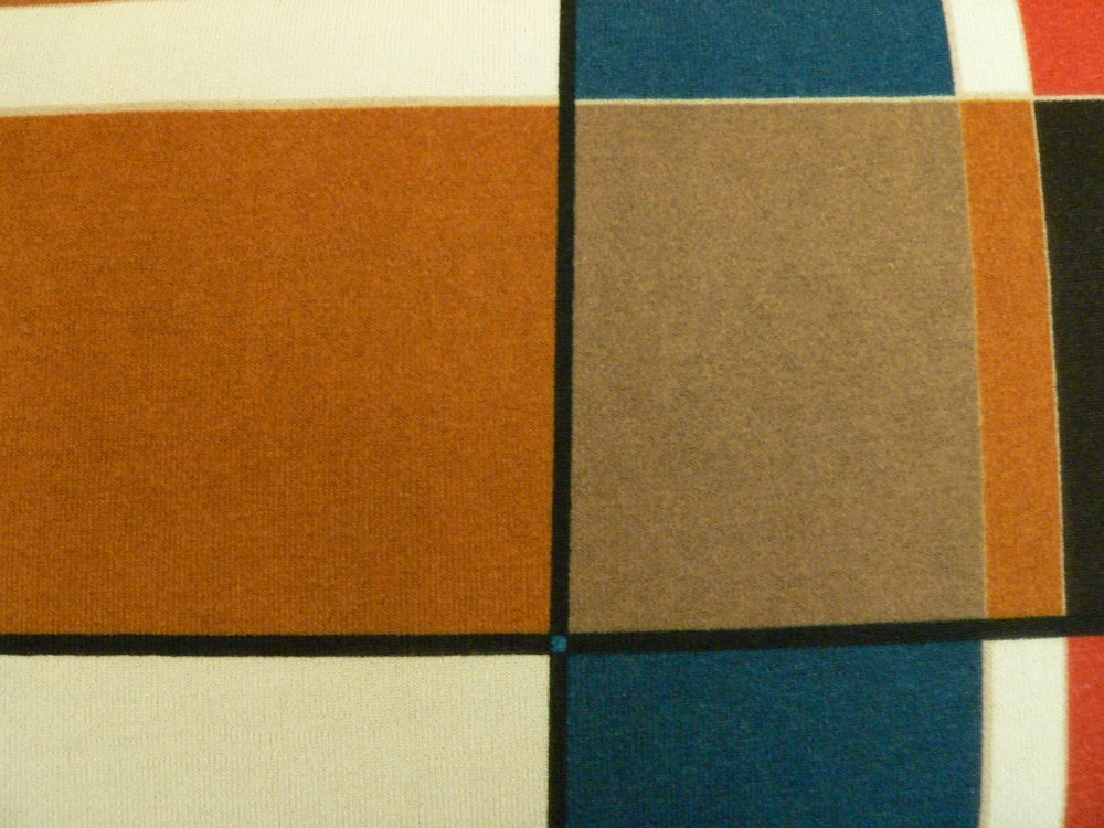 Geometric knit 10838