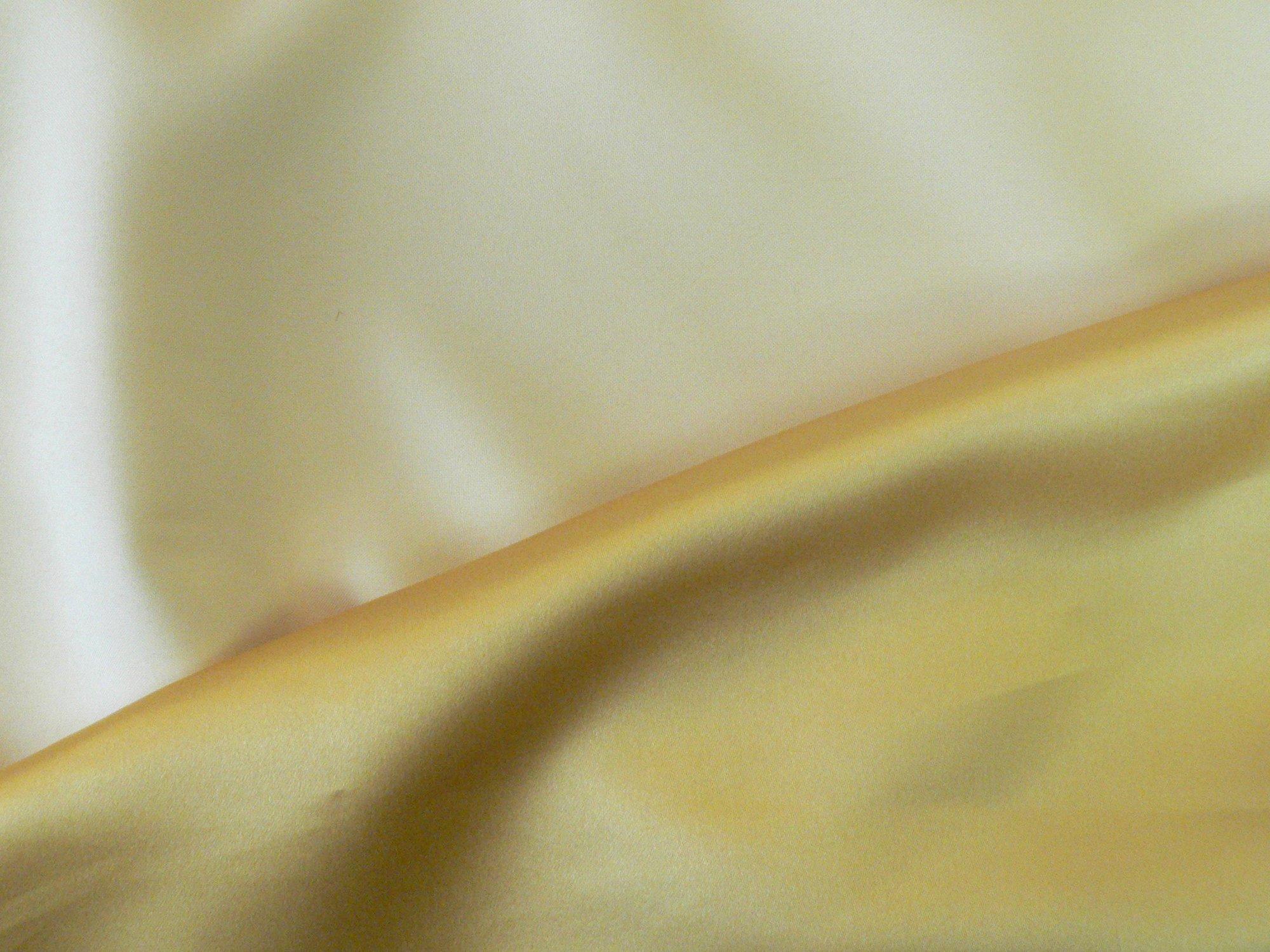 Satin OMBRE, yellow gradation light to dark