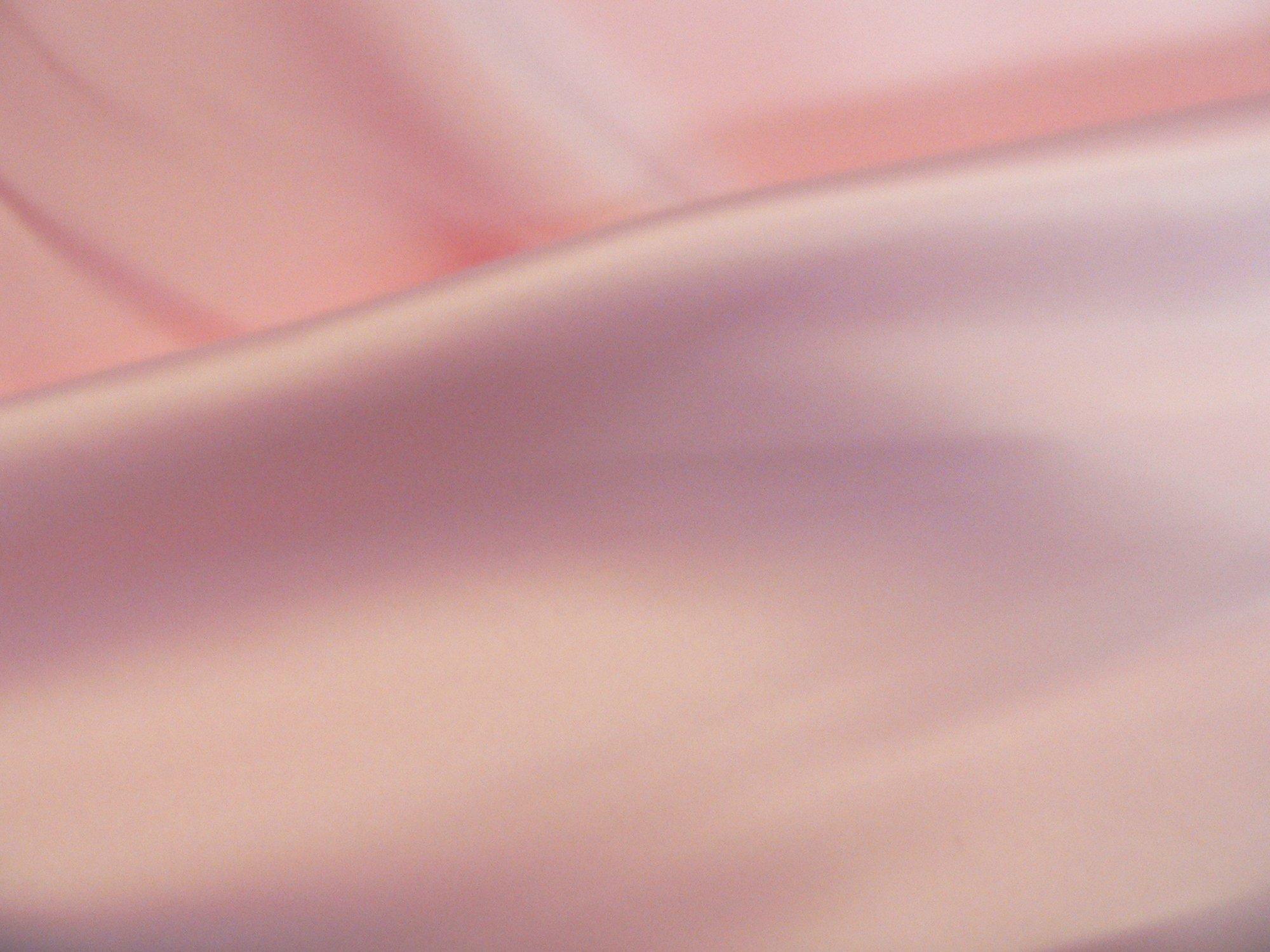 Duchesse bridal satin, pink