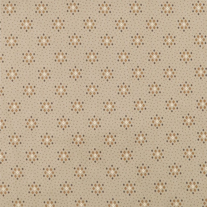 Parlour Pretties Diamonds on Grey/Taupe Background