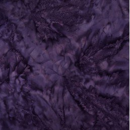 Purple Tonal Batik