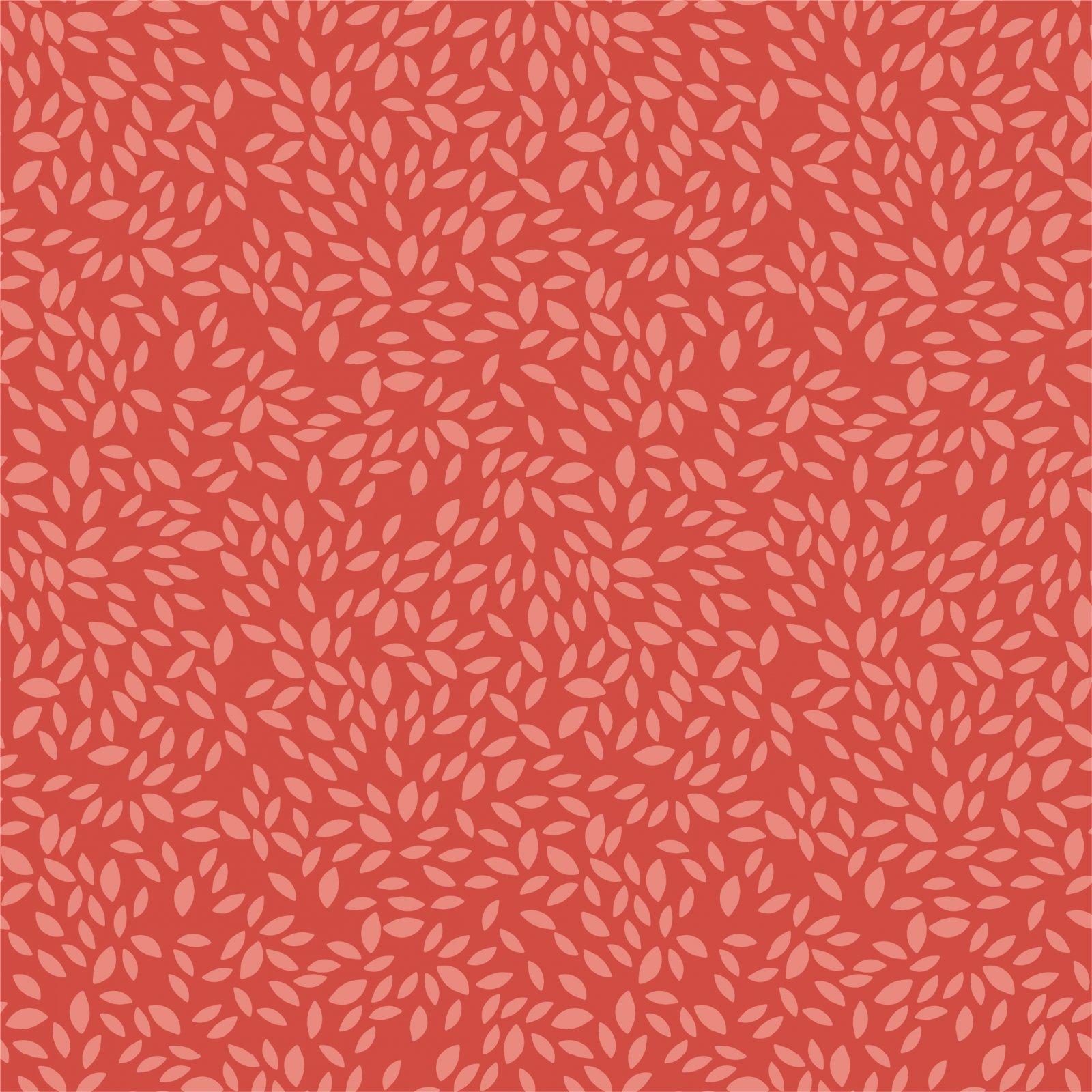 True North Red Print