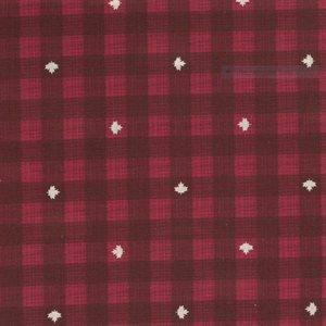 True North 2 Red Plaid w/ Maple Leaf