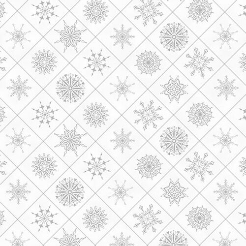 Holiday Lane Snowflakes in Boxes