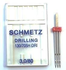 Bernina triple sewing machine needles