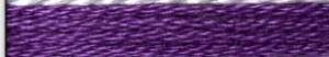 Cosmo Cotton # 285 Embroidery Floss Deep Purple