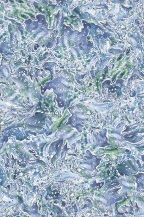 Reel It In Water Texture Medium Blue