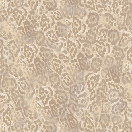 Shalimar Cheetah Print Tonal Light Taupe