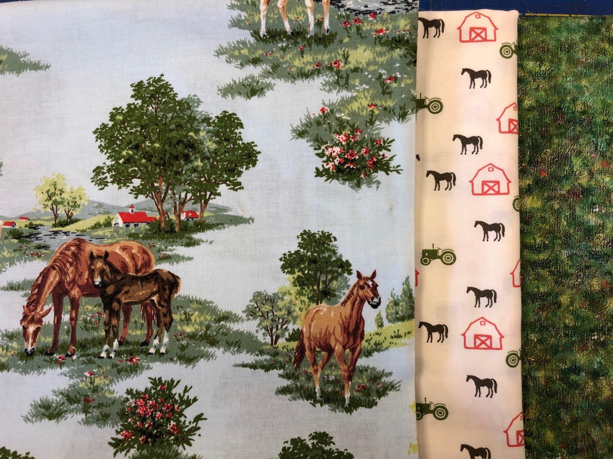 Bundle 102-Horses