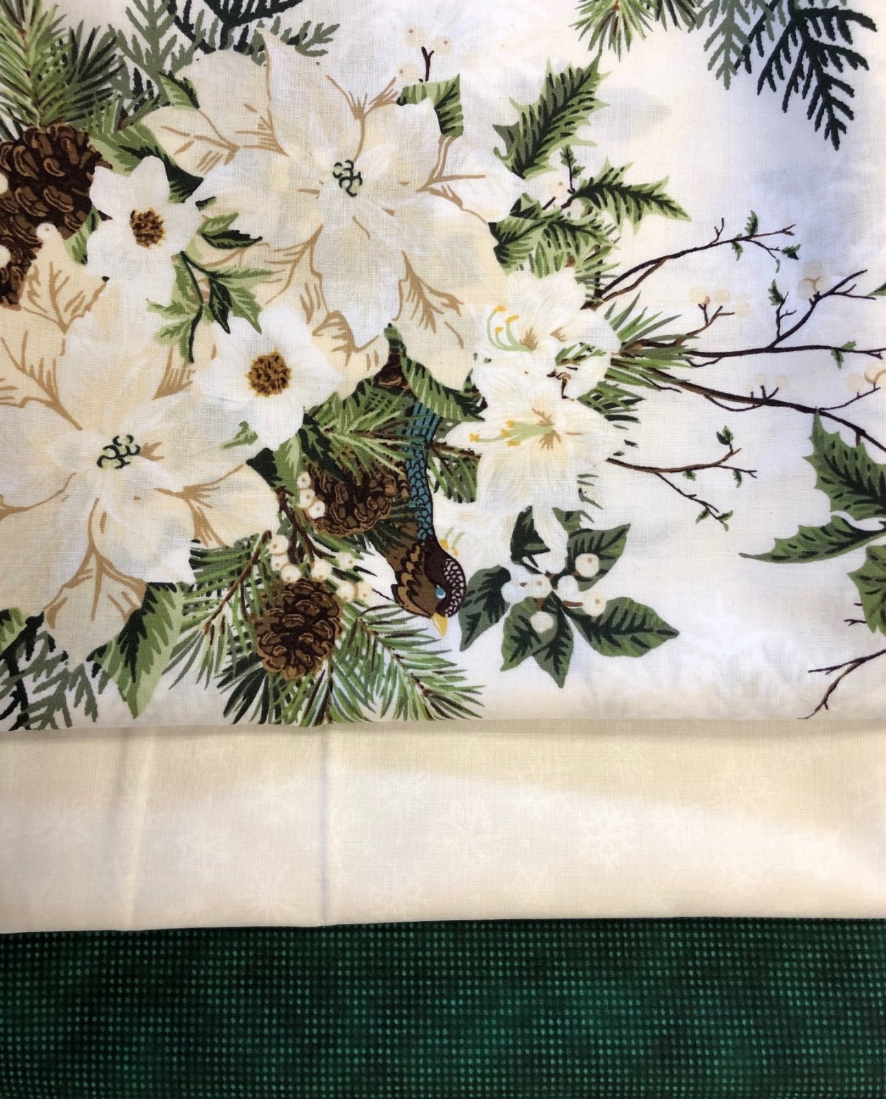 Bundle 104-Winter Poinsettias
