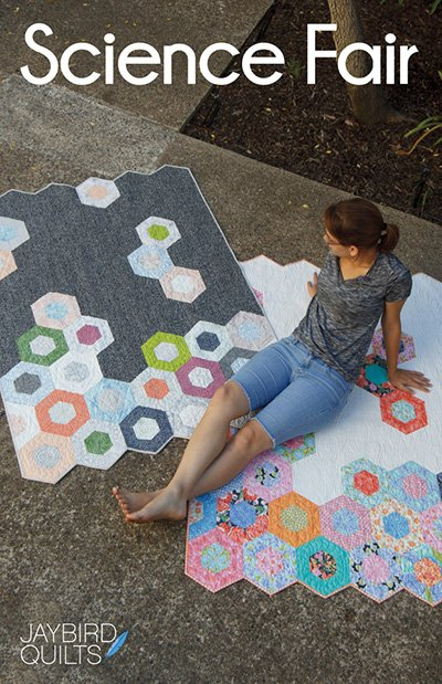 Science Fair Pattern by Jaybird Quilts