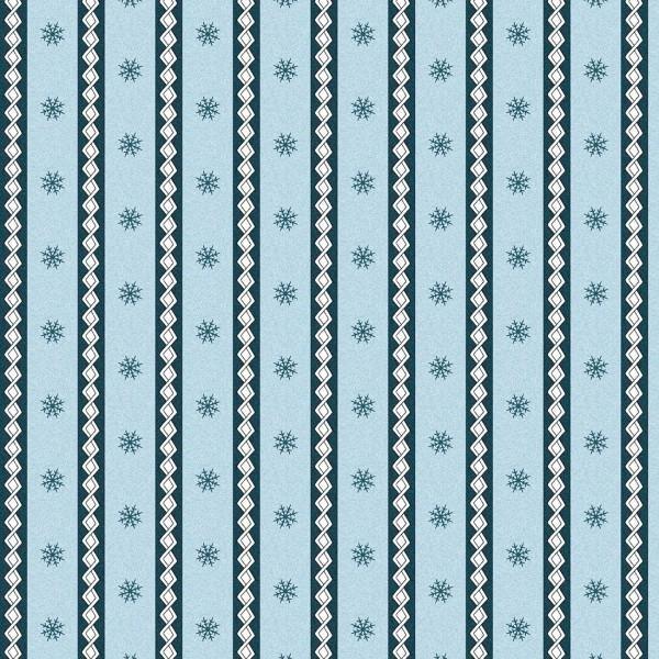 Blue Little Stripe Flannel