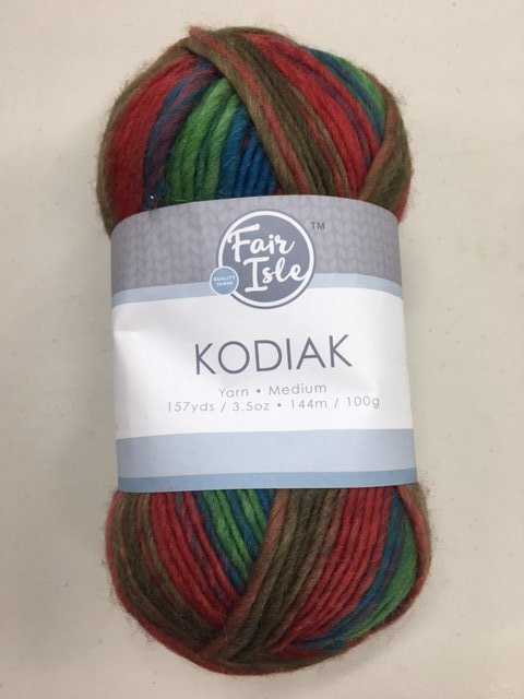 Kodiak Prairie
