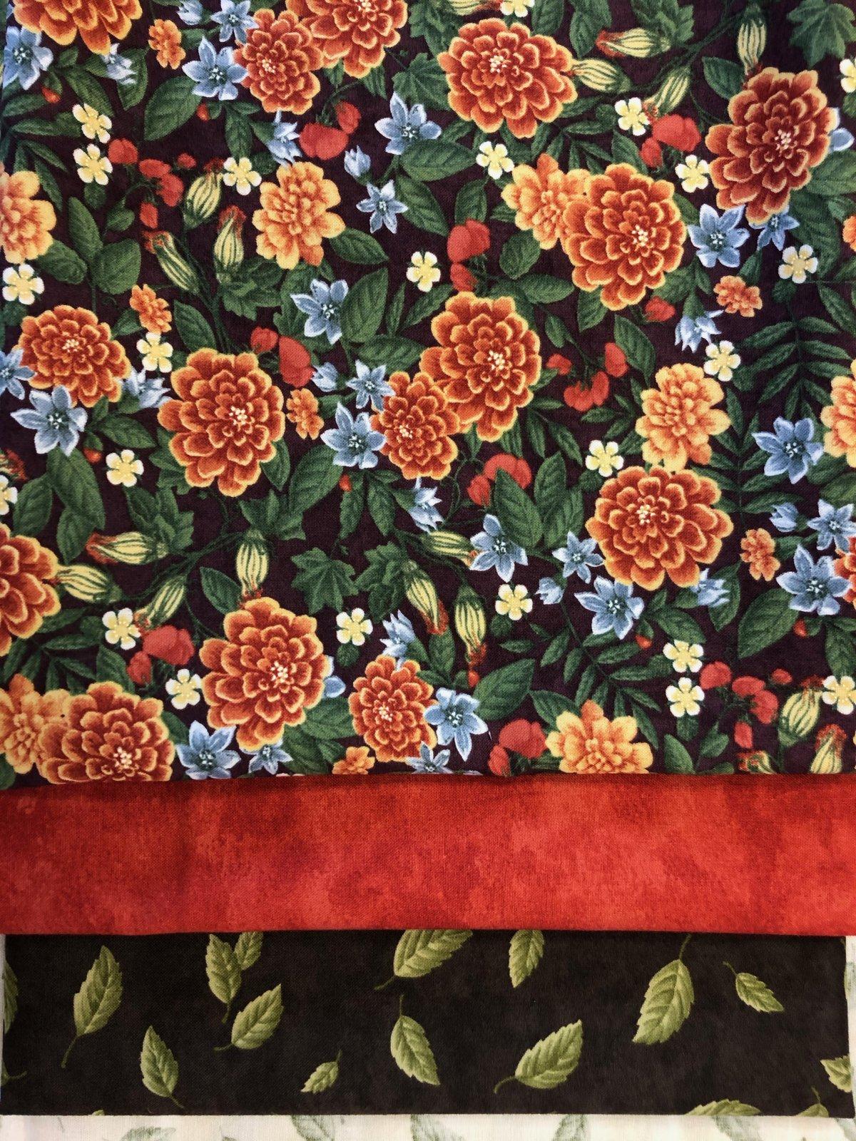 Bundle 139-Marigolds