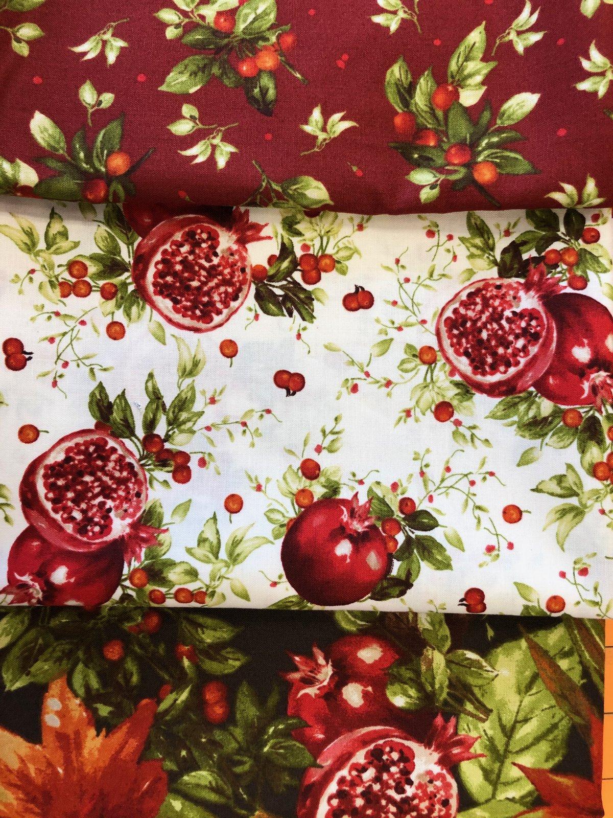 Bundle 151-Pomegranates #2