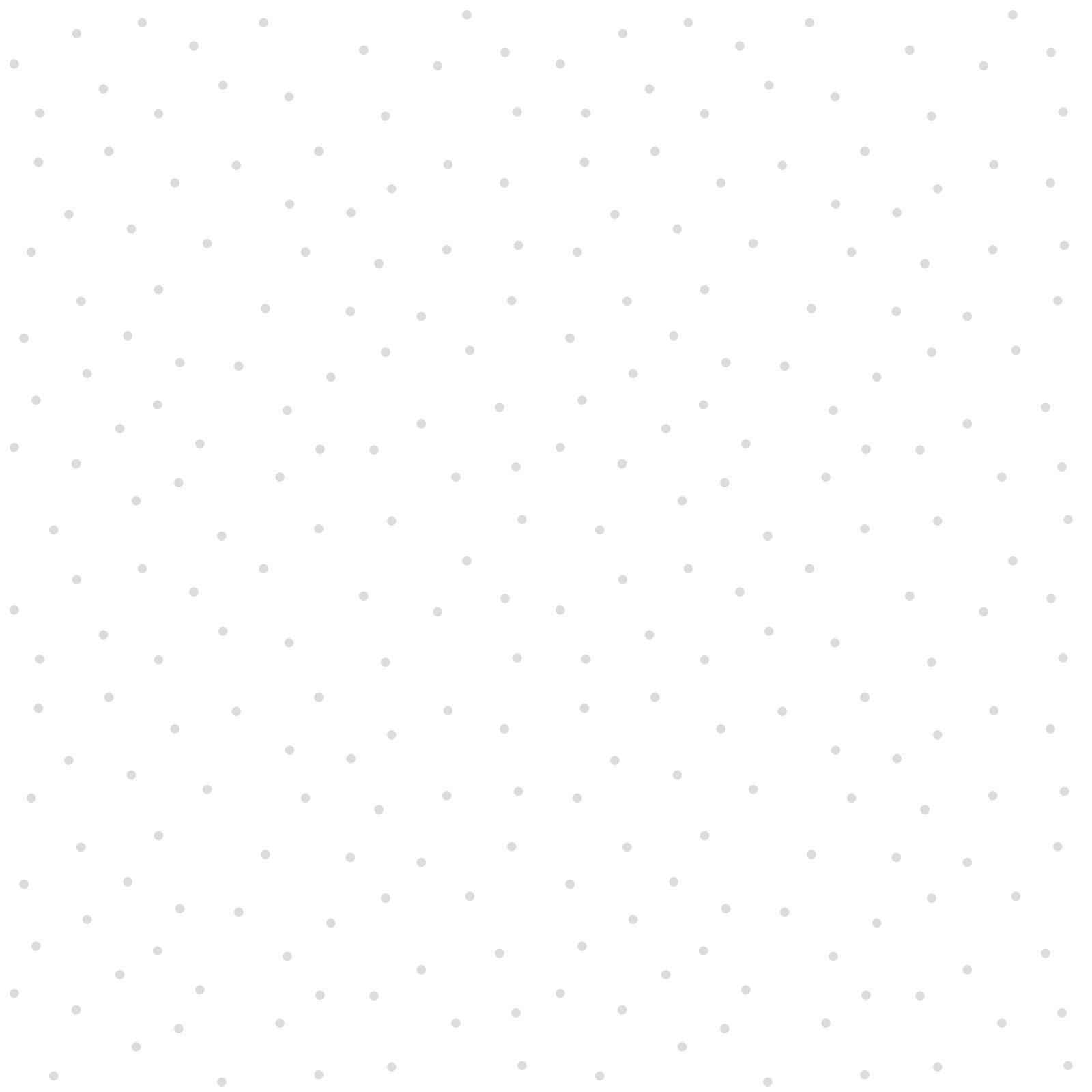 Kimberbell Whites Tiny Dots, 8210-WW
