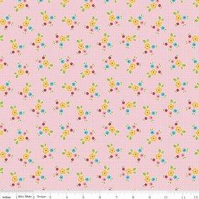 Bloom Floral Pink
