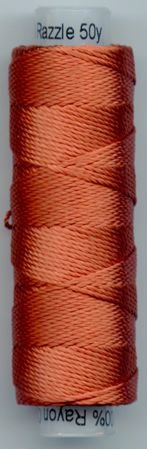 Razzle #7117 Apricot Orange