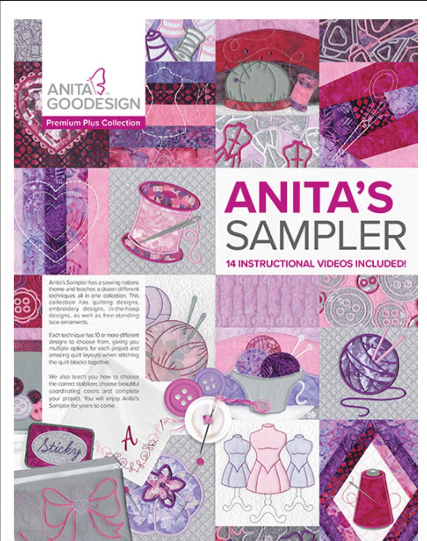 Anita Goodesign Anita\'s Sampler - 079673008187