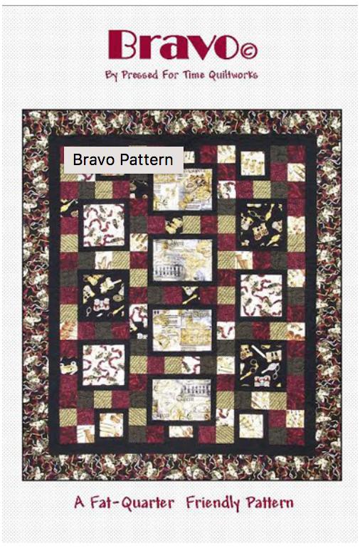 Looky-Lou, pattern