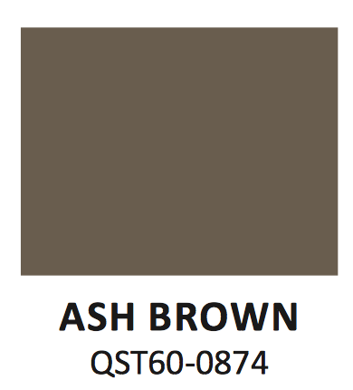 Quilters Select- Perfect Cotton Plus 60 wt. 400 meter -Ash Brown