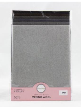 1/64 Sue Spargo Merino Wool-Grey