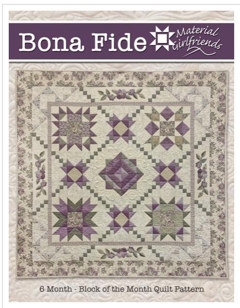 Bona Fide, quilt pattern