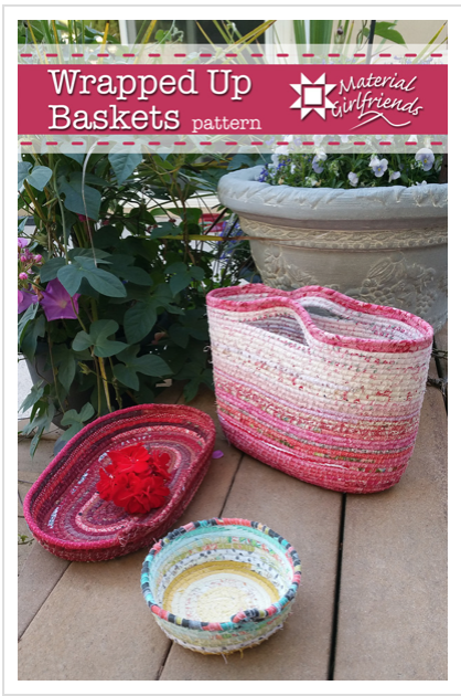 Wrapped Up Baskets Pattern