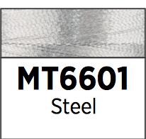6601- Spotlite 1000m Bright Silver/Steel