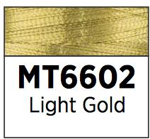 6602 - Spotlite 1000m Bright Gold