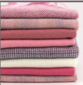 8-piece bundle, Pretty Pinks