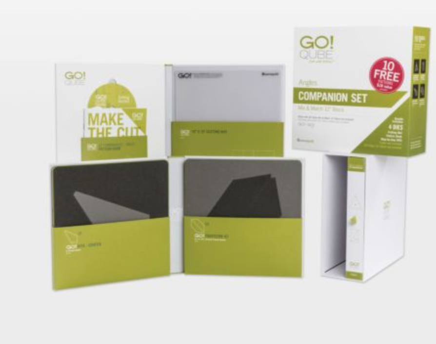 Go! Qube 10 Companion set- Corners