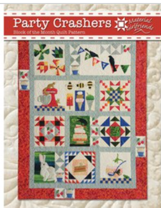 Party Crashers, Pattern