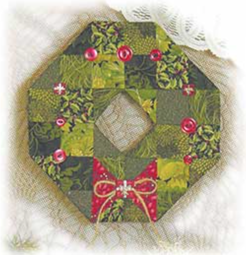 Yuletide Wreath Kit, Creative Carry Out