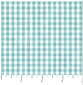 *Sugar and Spice, blue gingham