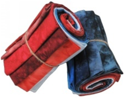 1895- Watercolor Club- July Fireworks 12 FQ bundle