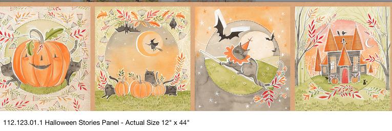 Halloween Stories Panel