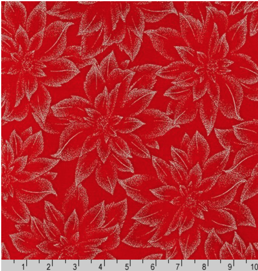 Holiday Flourish 12, APTM-18344-93 SCARLET