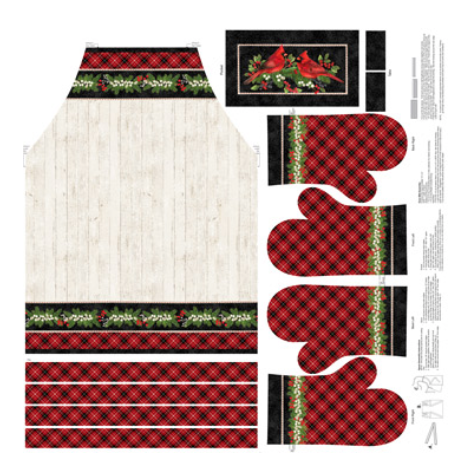 Cardinal Woods, apron panel, DP22845-11