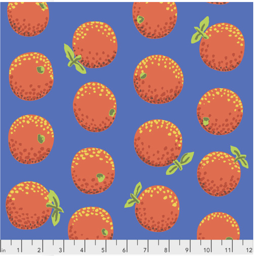 Kaffe Fassett- Spring 2020- Oranges-Orange