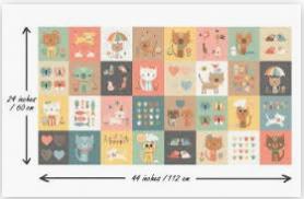 Cool Cats, Cat Panel, TP-2186-1